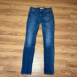 🌸(2/$10) Bullhead Women's Skinniest Jeans Size 5